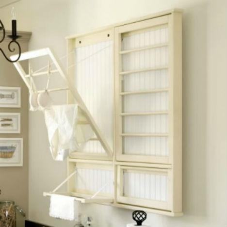 space-saving-laundry-rack