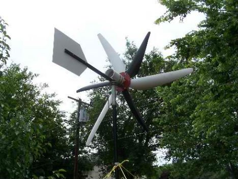 Off Grid Mini Wind Turbine