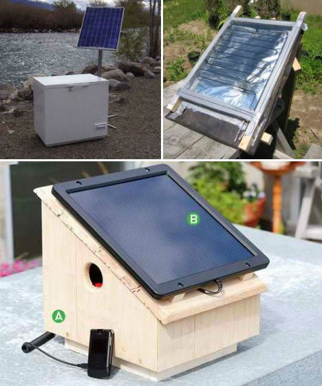 Off Grid Solar Power Appliances