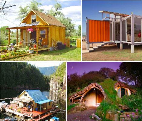 Cheap Eco Houses Main