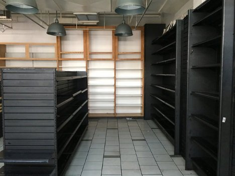 No Vital Signs: 7 Abandoned Health Food Stores