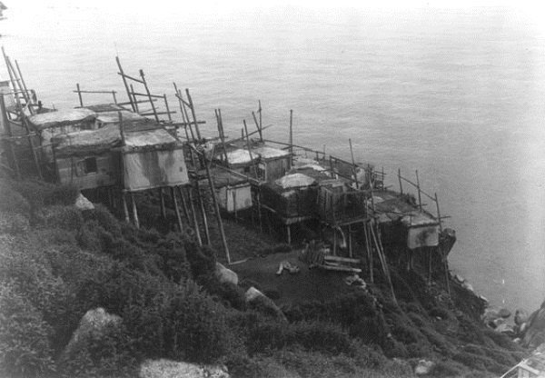 Ukivok: Alaska's Abandoned Cliff-Hanging Village