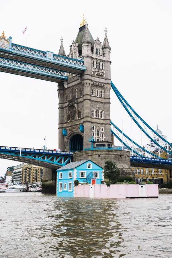 Airbnb Floating House wenn22501277