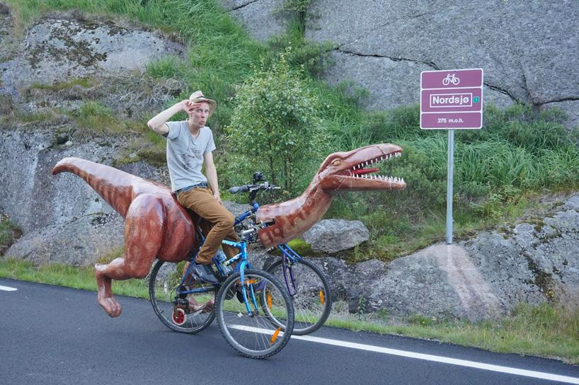 bizarre bikes dinosaur 3