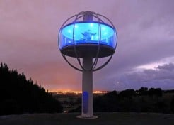 Skysphere: Solar-Powered Man Cave In The Sky