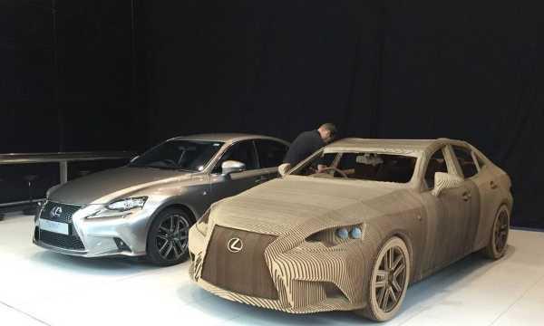 Lexus-cardboard-car-8