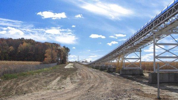 Wisconsin Farmland Ruined By Frac Sand Mining