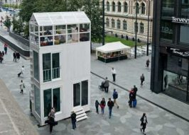 TIKKU Talk: Tiny House Has A Car-Sized Footprint