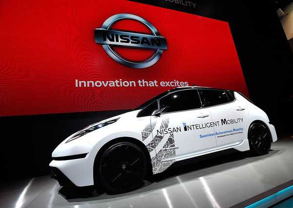 Sun Day: Nissan's New Home Energy Solution