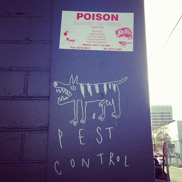 The Verminators: 7 Amazing Amusing Pest Control Signs