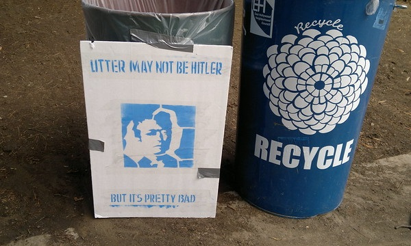 Trashcan't: 10 More Creative International No-Littering Signs