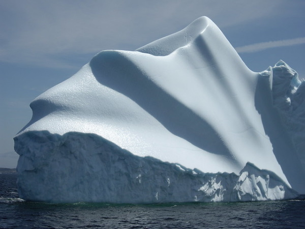 Frozen Grins: 10 Cool & Creepy Iceberg Faces