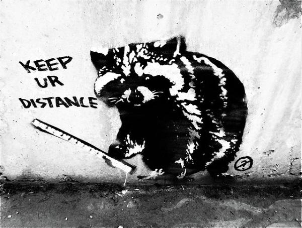 Critical Mask: COVID-19 Graffiti Goes Viral