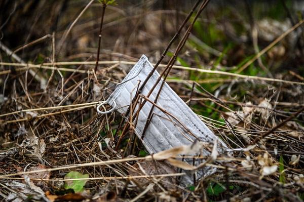 Lost Gasp: An Environmental Plague Of Trashed Face Masks