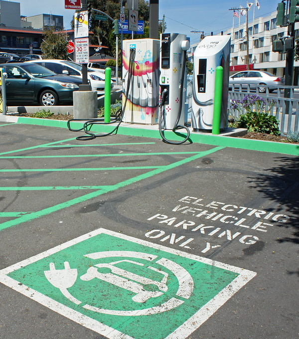 Sparking Place: 8 More EV Charging Station Signs